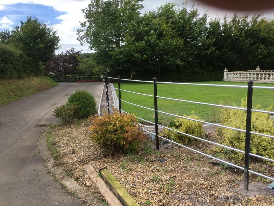 Bespoke Iron Gates Railings Amp Fencing Northern Ireland