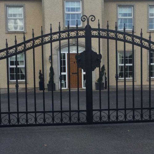 Bespoke Wrought Irons Gates Northern Ireland