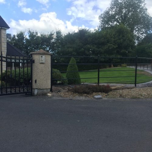 Automatic Gates and Bespoke Railings Cookstown Northern Ireland