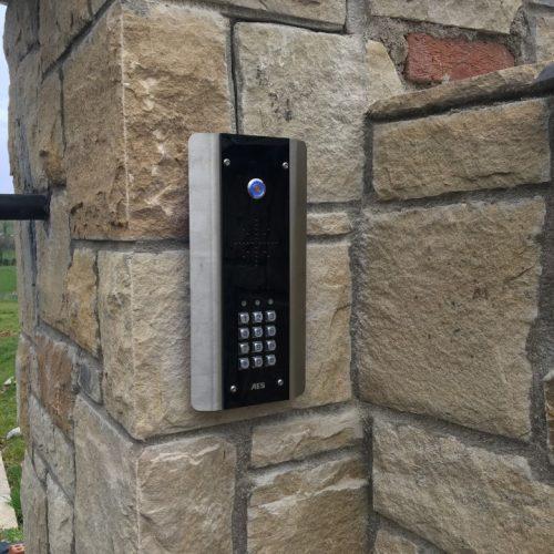 Keypad Access - Keyless Access Control Northern Ireland